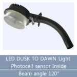 LED Dusk To Dawn Light LN-YAXW70-U-LS-QW/WW-BR-U-C-51